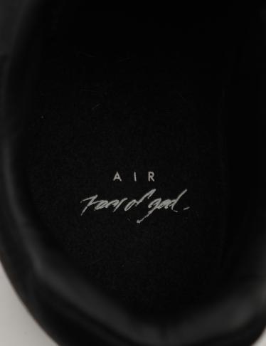 FEAR OF GOD・シューズ・NIKE AIR SKYLON 2/FOG エアスカイロン スニーカー レザー 黒 2018シーズン