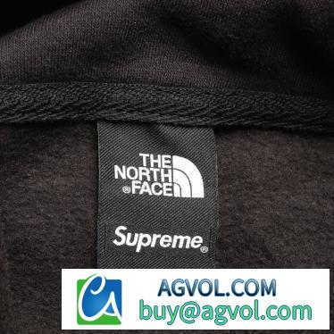 Supreme・トップス・SUPREME×THE NORTH FACE TNF Statue Of Liberty Hooded Sweatshirt パーカー スウェット コットン 黒 赤 黄 19AW