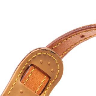 LOUIS VUITTON・バッグ・サンクルーPM モノグラム ショルダーバッグ PVC レザー ブラウン