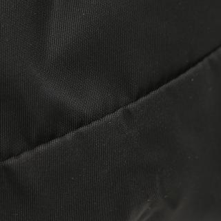 PRADA・バッグ・ ワンショルダーバッグ ナイロン レザー ブラック 三角プレート